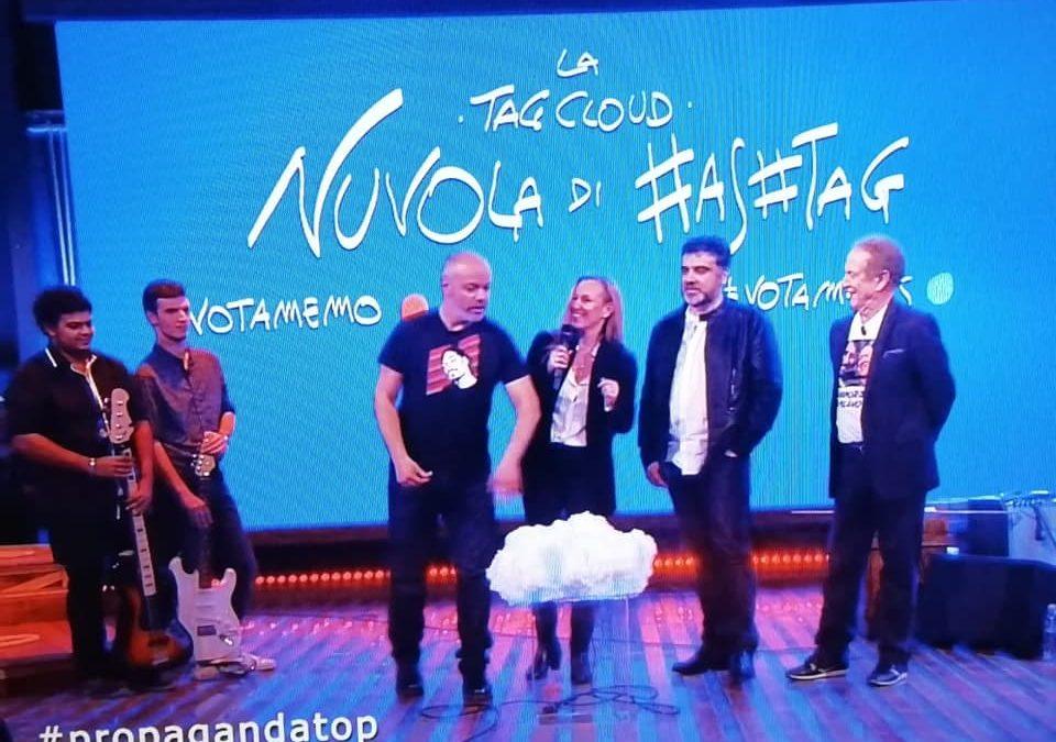 La Nuvola (mini) in anteprima su Propaganda Live